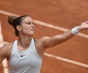 Maria Sakkari verrast nu ook Serena Williams en schakelt de Amerikaanse uit