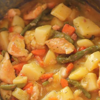 Chunky Chicken Casserole Recipes