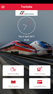 Trenitalia- screenshot thumbnail