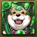 木の犬龍・シバワンドラ