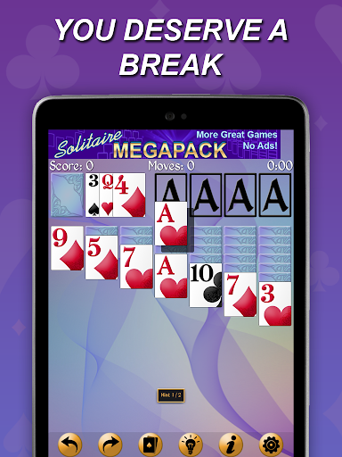Solitaire Free Pack  gameplay | by HackJr.Pw 9