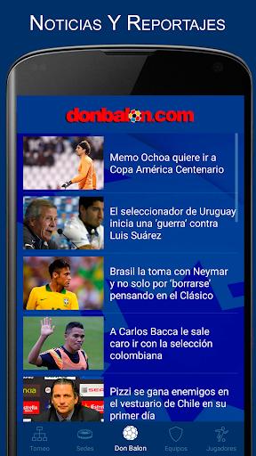 Copa Ameríca 06 - donbalón.com