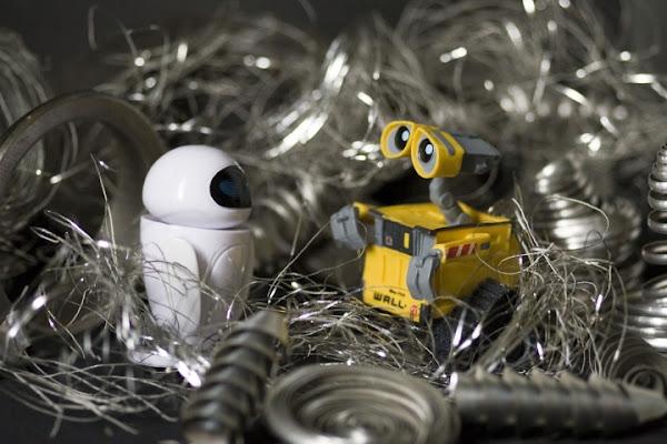 WALL E di @ngy