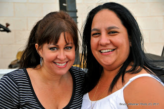 Photo: Denise & Crystal