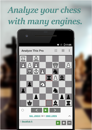 Chess - Analyze This (Free)  screenshots 1