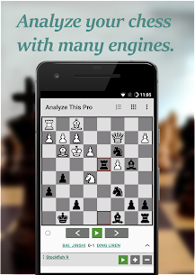 Chess – Analyze This (Free) App Download For Android and iPhone 1