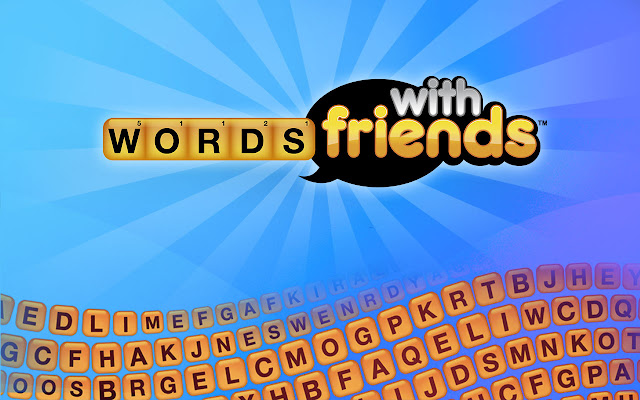 Words With Friends - New Tab Extension