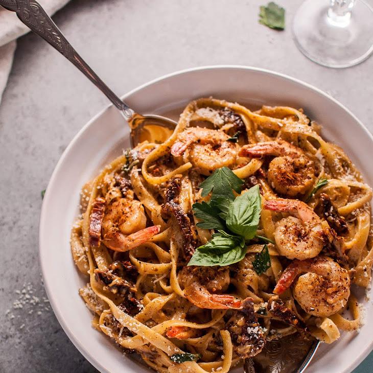 Cajun Shrimp Pasta Recipe