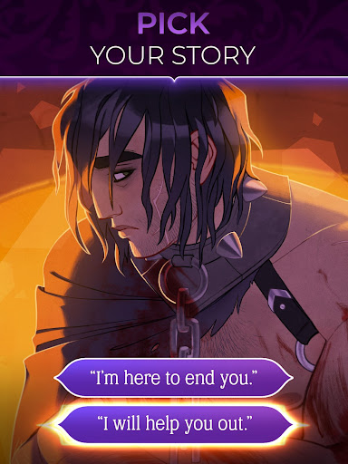 The Arcana: A Mystic Romance - Interactive Story apkpoly screenshots 16