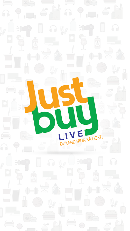 Just Buy Live E-Distributor- screenshot