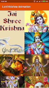 lord krishna animation apps on google play
