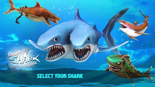 Double Head Shark Attack – Multiplayer 2