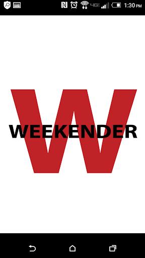 The Weekender.