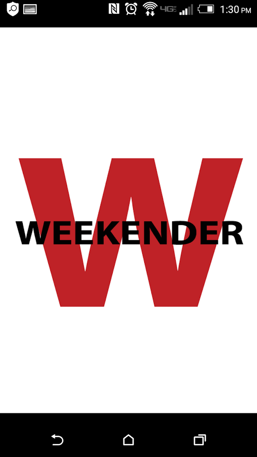 The Weekender.- screenshot