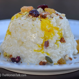 Rich and Creamy Crock Pot Rice Pudding Recipe