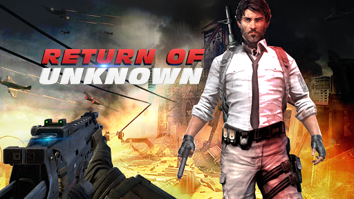 Call of Unknown Free Fire : Mobile Duty Games 1.6 screenshots 7