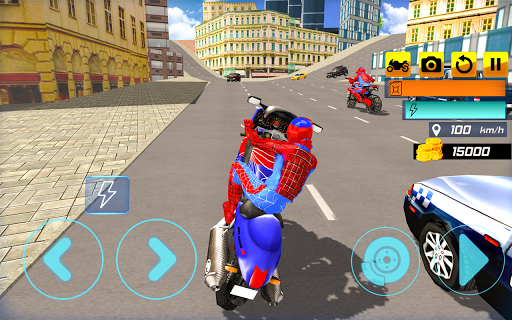 Code Triche Super Stunt Hero Bike Simulator 3D APK MOD screenshots 4