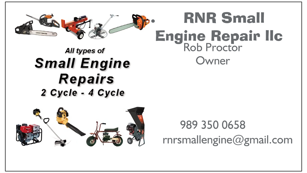 2 cycle engine repair tools