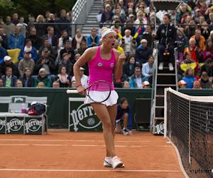 Yanina Wickmayer haalt al haar tweede trofee van het jaar binnen in het dubbelspel