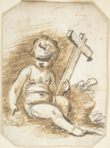 Infant Christ with the Cross