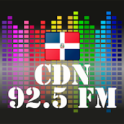 CDN 92.5 FM Radio Live Dominican Republic