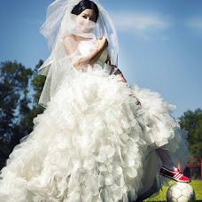 Wedding photographer Anastasiya Danilova (DanilovaNastya). Photo of 01.04.2013
