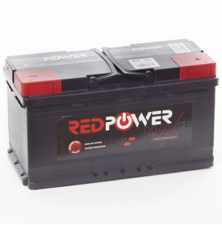 RED POWER 95 AH 720 CCA