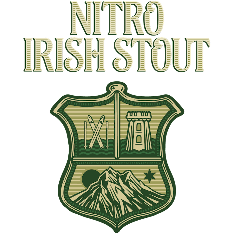 Logo of Breckenridge Nitro Irish Stout