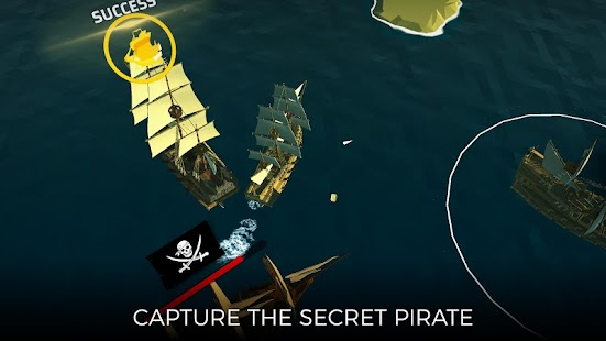 Pirate world Ocean break Screenshot
