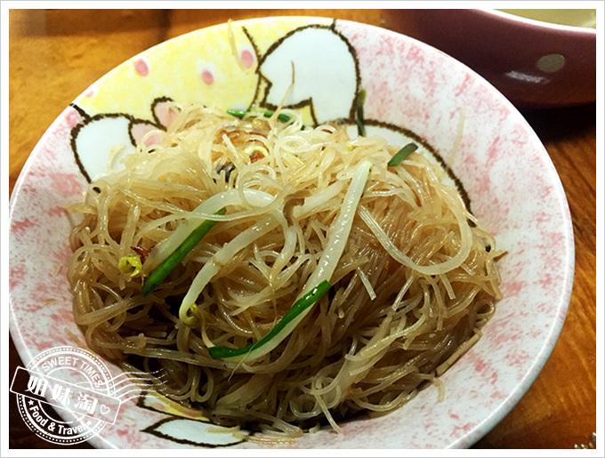 沒有名字的傳統小吃炒米粉