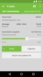 Parkster- screenshot thumbnail