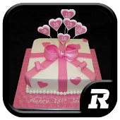 Birthday Cake Design