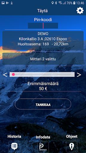 Infodata Yritysmobiili 1.8 screenshots 1