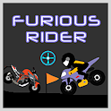 Furious Rider - The Line Maker And Line Rider icon