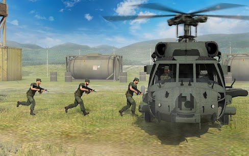 Army Helicopter Transporter Pilot Simulator 3D 4
