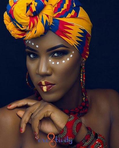 African Makeup Ideas 2.0 screenshots 2