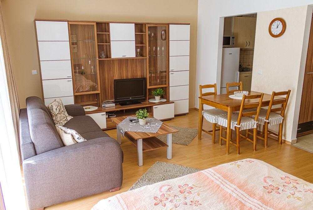 Lennot ja hotelli Budapest | DnD Apartments