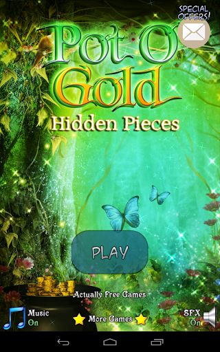 Hidden Pieces: Pot o' Gold