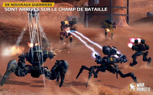 War Robots  captures d'u00e9cran 1