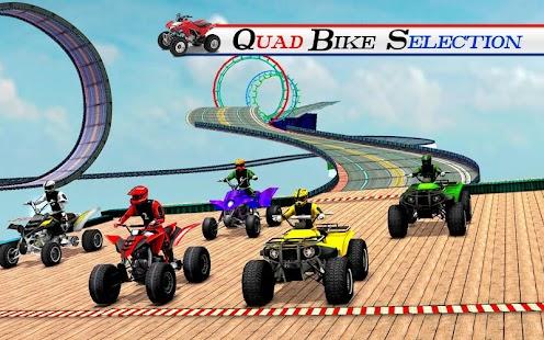 Grand Racing Moto – Quad Bike Impossible Stunts - náhled