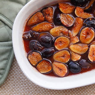 Roasted Figs.