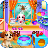 Pet shop cleaning - Animal game