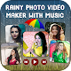 Download Rainy Photo Video Maker with Music :Rain Slideshow For PC Windows and Mac