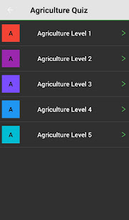 Download Agriculture Quiz For PC Windows and Mac apk screenshot 3