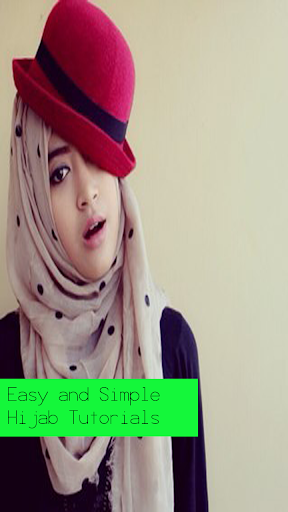 Easy + Simple Hijab Tutorials