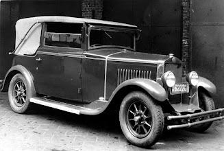Photo: 1930 Rüttchenmobiel, made in Princenhage.