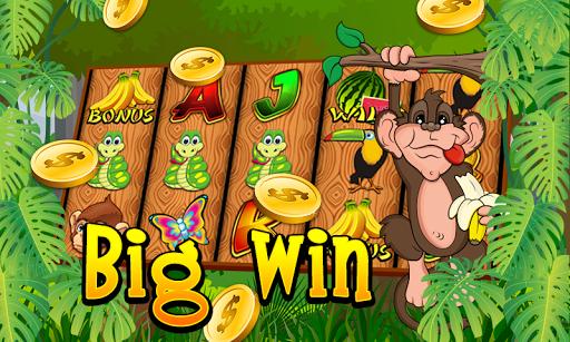 Slots Jungle: Wild Monkey Run