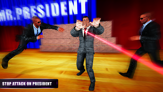 Bodyguard – Protect The President 2019 – Latest MOD Updated 2