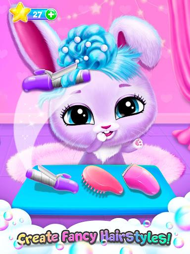 Kiki & Fifi Bubble Party - Fun with Virtual Pets  screenshots 11