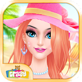 Seaside Princess Makeover Salon: Makeup Artist